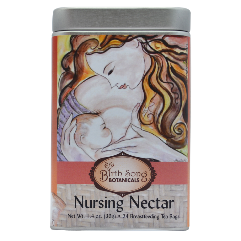 Nursing Nectar Breastfeeding Tea