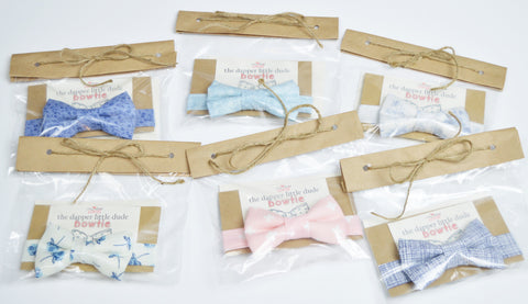 Toddler Boy Bow Ties, Spring