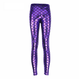 Sexy Mermaid Yoga Fitness Leggings - ++ Size Available