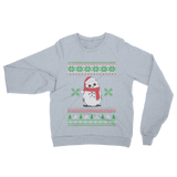 "Awesome 2017 Ugly Christmas Cutie Owl Raglan sweater Limited Edition Only - ""Shipping Worldwide!"""