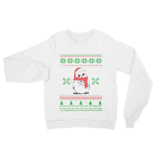 Awesome 2017 Ugly Christmas Cutie Owl Raglan sweater Limited Edition Only -