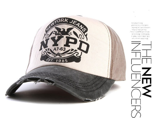 Awesome Trendy Baseball cap for Fishing, Sports and Trendy Premium Quality NYPD