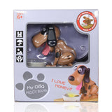 Cute Robot Choken Bako Doggy Pup Coin Bank - Dog Lovers' Favourite