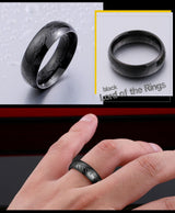 LOTR Lord of the Rings Premium Replica Rings