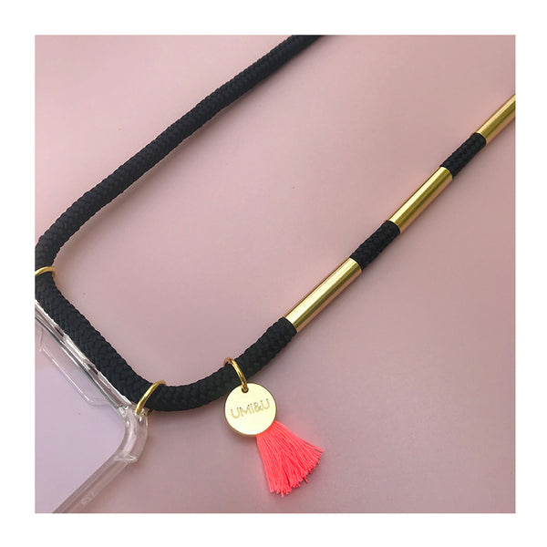 Black Phone Necklace UAE