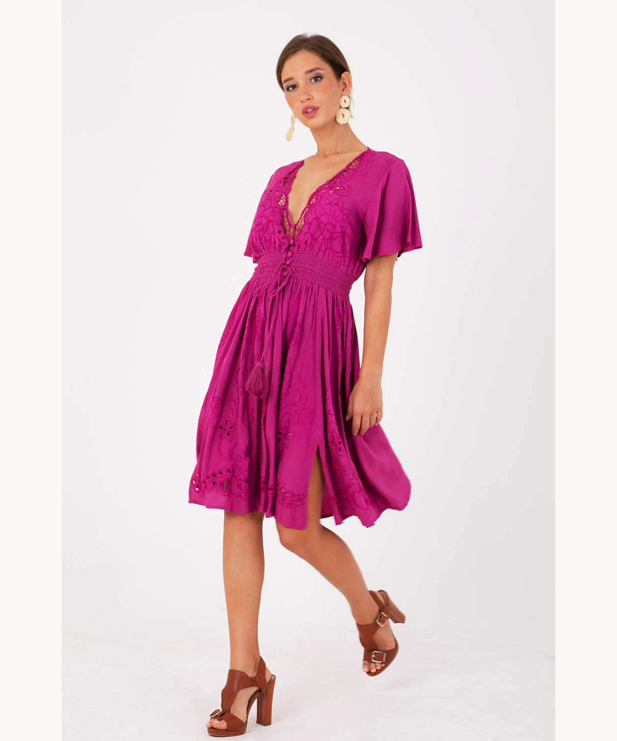 Bella Vita Dress Midi
