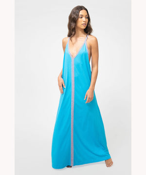 Turquoise Beach Dress DXB