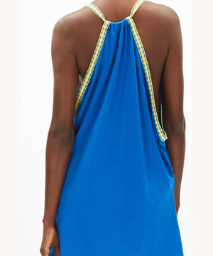 Beach Dress Blue