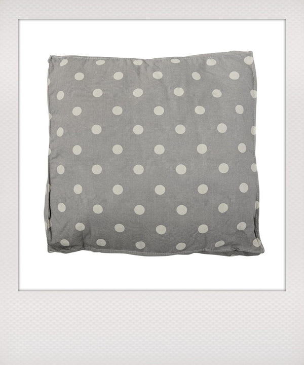 Polka Dots Box Cushion