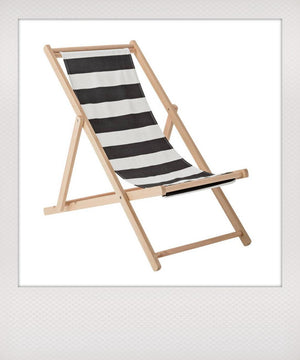 Dubai Deck Chair