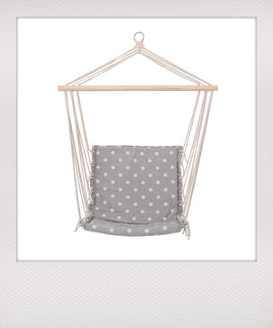Polka Dots Hammock Chair