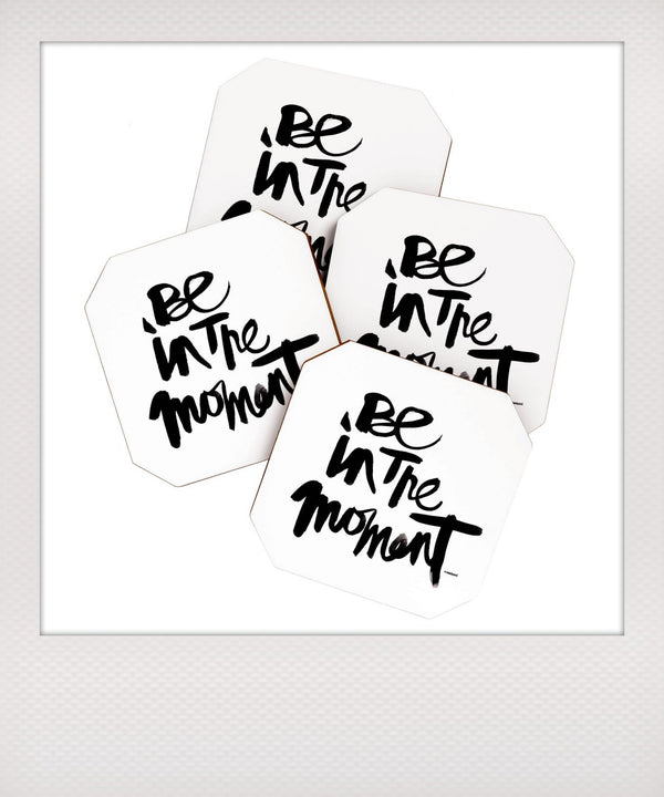 In the Moment Coaster Set