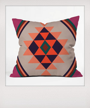 Desert Sunrise Outdoor Cushion