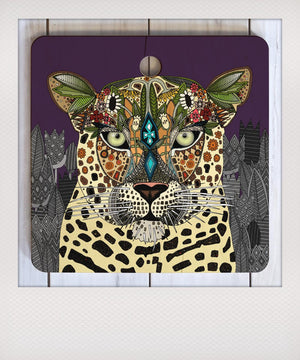Leopard Queen Chopping Board