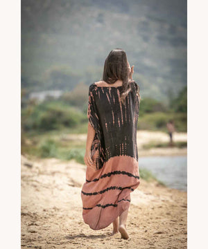 Yuki Kaftan Dress