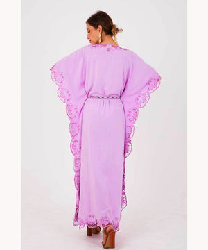 Back detail kaftan UAE