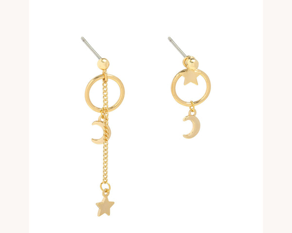 Earrings 'Planetarium'
