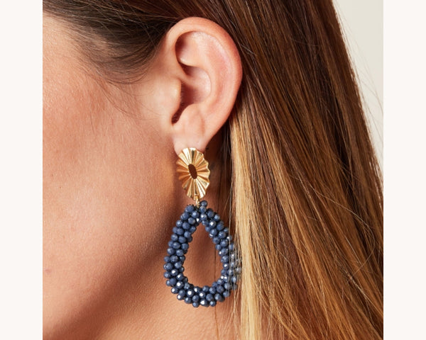 sparkle earrings Dubai
