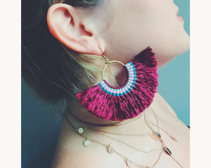 Tassle Earrings
