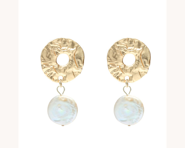 Earrings 'Waterworld'