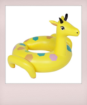 Kiddy Giraffe Float