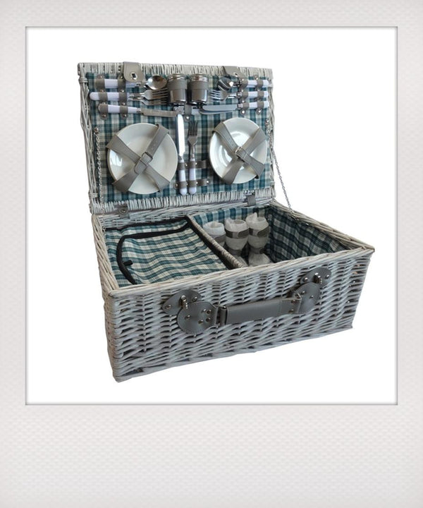 Seaside Picnic Hamper for 6