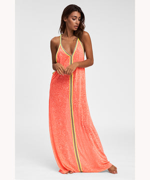 Long Sundress in Watermelon UAE