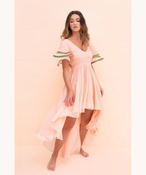 Pitusa Ruffle Dress