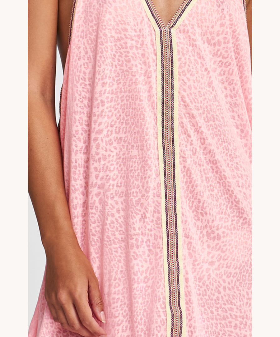Beach Dress Pitusa Pink