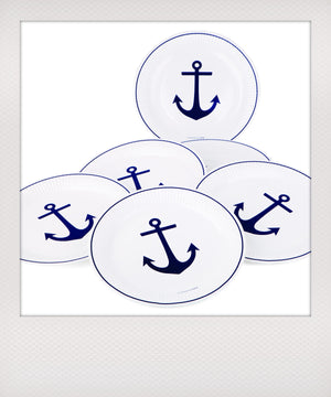 Party Plates Anchor
