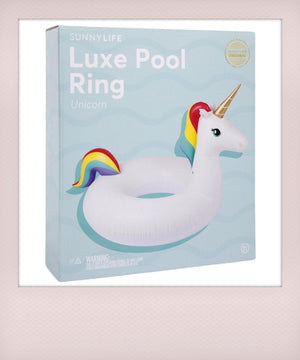 Pool Ring Unicorn