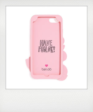 Bando iPhone case