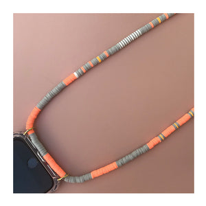 Orange Phone Necklace UAE