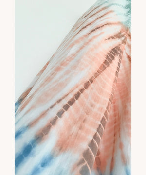 Maxi Dress Sunrise Tie Dye