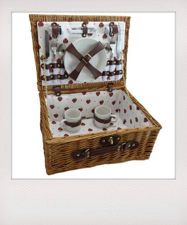 Strawberry Picnic Hamper