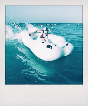 Dubai Pool Float