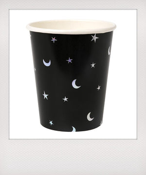 Stars and Moons Paper Cups