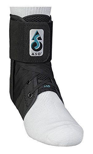 Basketball ASO Ankle Brace Black