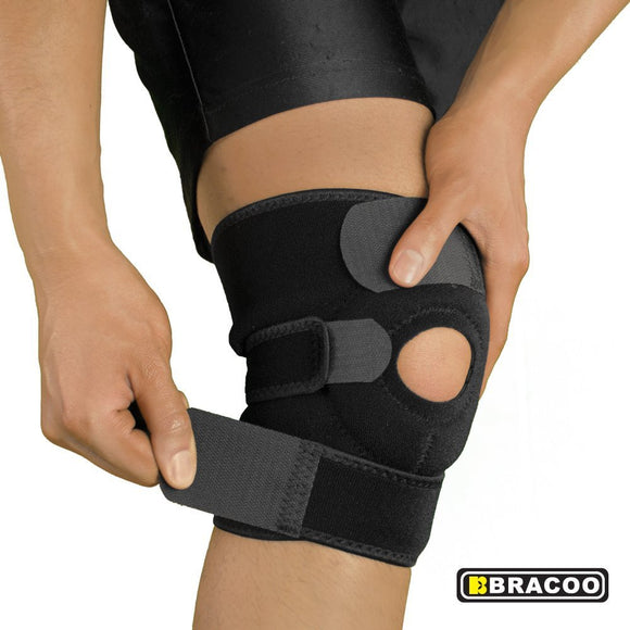 Basketball Knee Brace Black