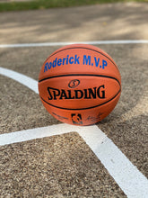 Load image into Gallery viewer, Custom Spalding NBA Replica Basketball