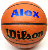 Customized Wilson Evolution Basketball