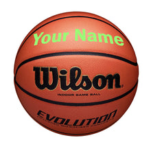 Load image into Gallery viewer, Customized Wilson Evolution Green