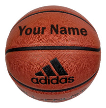 Load image into Gallery viewer, Customized Adidas Basketball Black