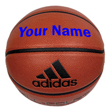 Load image into Gallery viewer, Customized Adidas Basketball Blue