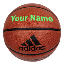 Load image into Gallery viewer, Customized Adidas Basketball Green