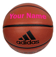 Load image into Gallery viewer, Customized Adidas Basketball Pink