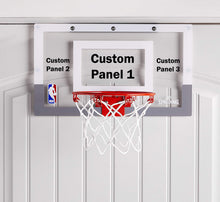 Load image into Gallery viewer, Customized Spalding Mini Basketball Hoop Multipanel