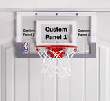 Customized Spalding Mini Basketball Hoop Multipanel
