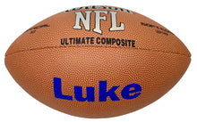 Load image into Gallery viewer, Customized Wilson NFL Football