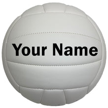 Load image into Gallery viewer, Customized Wilson Soft Play Volleyball Black